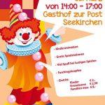 Faschingfest der Kinderfreunde Seekirchen