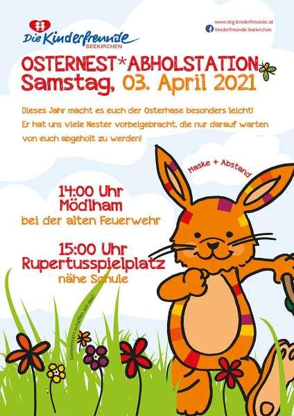 Kinderfreunde Seekirchen Ostern 2021