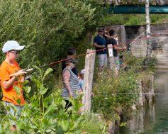 Fischen für Kinder, Kinderfreunde